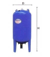 ถังควบคุมแรงดันน้ำ Hydroline 100 ลิตร รุ่น BEV-100