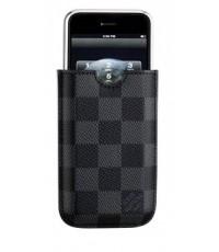 ซองใส่ IPHONE 3G จาก LOUIS VUITTON (สินค้าของแท้และใหม่ นำเข้าจาก LV ยุโรป)