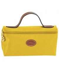 LONGCHAMP - กระเป๋าเครื่องสำอางค์ขนาดกลาง(สินค้าของแท้และใหม่นำเข้าจากร้าน LC ยุโรป)