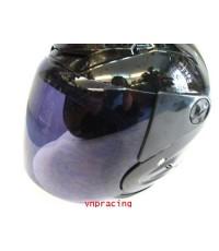 หมวกกันน๊อค INDEX DUNK ดำ คลิ๊กดูด้านใน (เลิกผลิต)
