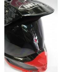 หมวกกันน็อค INDEX รุ่น EXTREME 3 สีดำ(ใหม่ล่าสุด) (เลิกผลิต)
