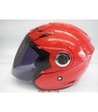 หมวกกันน็อค INDEX TITAN 5 สีแดง (สินค้าหมด)
