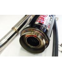 ท่อ YOSHI สตั้น เกรดA 3.5นิ้ว สำหรับ KSR