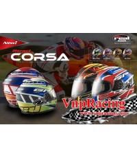 หมวกกันน็อต REAL HORNET รุ่น Corsa ปี 2017