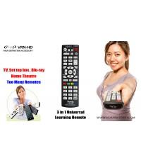 3 in 1 Universal Learning Remote_IH-Mini86E