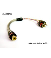 RCA 2ออก1, Subwoofer Splitter Cable