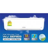 AMENA WJ-B Series แอร์ติดผนังรุ่นประหยัด ฟอกอากาศด้วย Air Purifier Electrostatic Filter