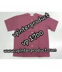 เสื้อใส่นวดสีเลือดหมู จำนวนสั่งซื้อ 121 – 500 ตัว ราคาตัวละ 129 บาท