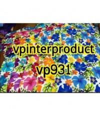 เสื้อลายดอก เสื้อสงกรานต์ VP931 - จำนวนสั่งซื้อ 301 - 1,000 ตัว @ ราคาตัวละ 149 บาท