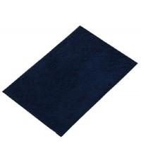 พรมเช็ดเท้าขนาด 40x60 cm สีน้ำเงิน