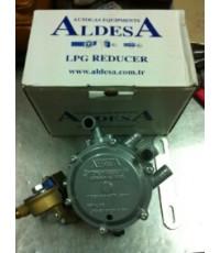 หม้อต้มแก๊ส LPGระบบดูด ALDESA