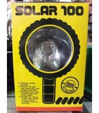 สปอร์ตไลท์มือถือ SOLAR