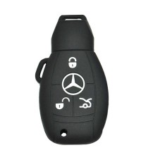 WASABI ซิลิโคนกุญแจรถยนต์ Mercedes Benz