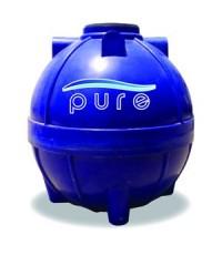 ถังเก็บน้ำฝังใต้ดิน PURE รุ่น PU-1600 (1600 ลิตร)
