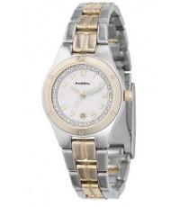 Brand New Ladies Fossil Glitz Dress Stainless Date Watch ES1741