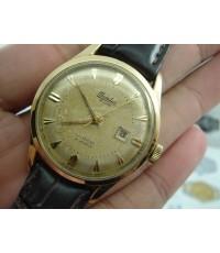 Mondia De Luxe Calendar เรือนทอง 50 ไมคอน