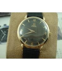 Omega หน้าดำ ทองคำแท้ 9K ปี 1956