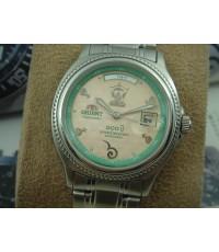 Orient ( Limited Edition ) รุ่นพิเศษฉลองครบ 100 ปีพระราชวังสนามจันทร์