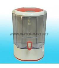 เครื่องกรองน้ำแบบเคาเตอร์ท๊อป ตั้งโต๊ะ ระบบ RO Reverse Osmosis 50 GPD FAST PURE
