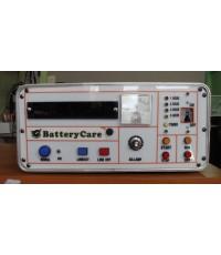 เครื่องฟื้นฟูแบตเตอรี่ BatteryCareคลื่นความถี่อุลตร้าโซนิค ขนาด 24V/ 12V 500 A.