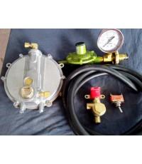 ชุด LPG / ก๊าซชีวภาพ สำหรับเครื่องกำเนิดไฟฟ้า 2 - 10 KVA