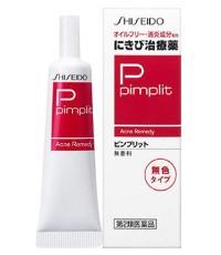 พร้อมส่ง Shiseido...Pimplit Acne Remedy  15 g.