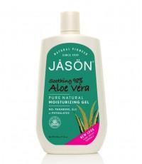พร้อมส่ง  Jason : Soothing 98 Aloe Vera Pure Natural Moisturizing Gel  454 g.