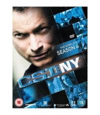 CSI New york season 4 / ไขคดีปริศนานิวยอร์ค  ปี 4 (6 DVD) Master เลือกภาษาได้