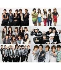 MP3  K- Pop Music Vol.4 (1 VCD)