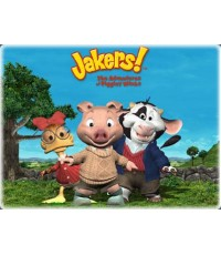 DVD Jakers 1-4