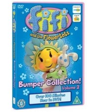 DVD FiFi and The Flowertots 1-3 แผ่น