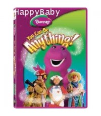 DVD Barney - You Can Be Anything