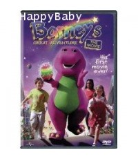 DVD Barney\'s Great Adventure - The Movie