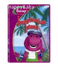 DVD Barney - Imagination Island