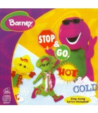 DVD BARNEY STOP & GO, HOT & COLD