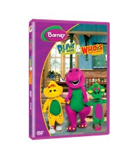 DVD Barney Play it safe & Who\'s your neighbor