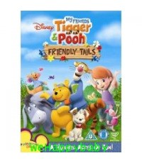 DVD   My Friends Tigger And Pooh : FriendlyTails (Language : Eng,Thai - - Sub : Eng ,Thai)