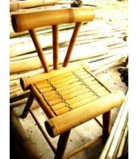 เก้าอี้ไม้ไผ่สไตล์บาหลี