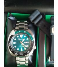 SEIKO Prospex Green Turtle  รุ่น SRPB01K1 Limited Edition Automatic Men\'s Watch