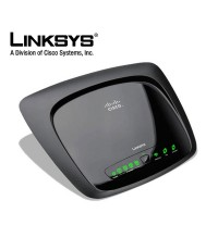 Linksys WAG120N Wireless ADSL2+ Modem Router