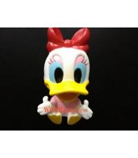 ตุ๊กตาเสียบเสาอากาศรถยนต์ เดซี่ดั๊ก Daisy duck ตัวใหญ่