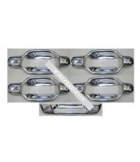 ถ้วยรองและครอบมือเปิด Chevrolet Colorado 4  ประตู โครเมียม