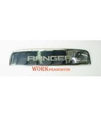 ครอบมือเปิด Ford Ranger 98-06 4 ประตู สแตนเลส