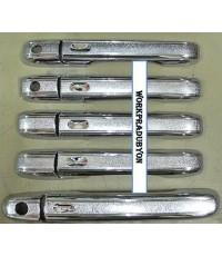 ครอบมือเปิด Honda Crv G2 02-06 โครเมียม