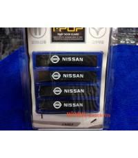 ยางกันกระแทกกันชนและประตูรถยนต์ NISSAN สีดำ