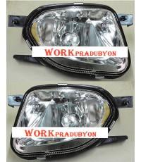 ไฟตัดหมอก สปอร์ตไลท์ W211 สำหรับกันชน MODE PARFUME