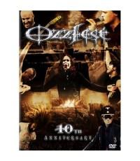 Ozzy Osbourne\'s Ozzfest 10th Anniversary