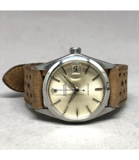 Rolex oyster precision 1965 Serial 1137xxx ไขลาน ขนาดตัวเรือน 31mm หน้าปัดบรอนซ์เงิน ประดับหลักเวลาข