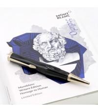 ปากกาหมึกแห้ง Montblanc Homage to Homer Rollerball Pen Fineliner Limited Writers Edition New Limited