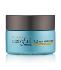 (Pre Order)Etude Moistfull Collagen Homme 3 in1 Multi Moisture Cream ครีมบำรุงผิว 3 in 1
